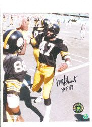 Mel Blount Pittsburgh Steelers