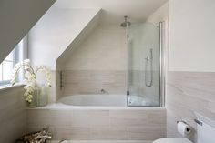 THE DOWS LAKE PRIVATE RETREAT - contemporary - Bathroom - Ottawa - NATHAN KYLE