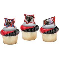Ant-Man Cupcake Ring