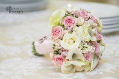 buchet mireasa Bouquet, Rose, Desserts, Flowers, Plants, Wedding, Tailgate Desserts, Casamento, Postres