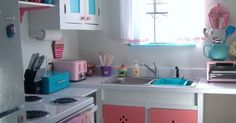 Cupcake Kitchen!! | home  decor | Pinterest | Cupcake, Kitchens and Coven