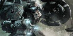 If only Tau looked this awesome...