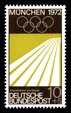 EBS Germany 1969 Summer Olympics Munich 1972 (I) Michel 587-590 MNH** in Stamps, Europe, Germany & Colonies   eBay