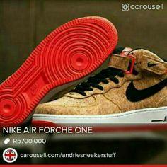 Temukan dan dapatkan NIKE AIR FORCE ONE hanya Rp 700.000 di Shopee sekarang juga! http://shopee.co.id/andriesneakerstuff/7596112 #ShopeeID
