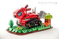 Lego Duplo Tank