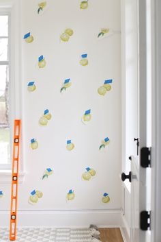 Nothing Sour about Lemon Decals - Urbanwalls Room Goals, Playroom, Wall Decals, Kids Room, Lemon, Vinyls, Apartment Ideas, Study, Future