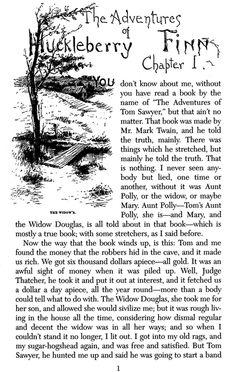 basic info on huck finn Get free homework help on mark twain's adventures of huckleberry finn: book summary,  readers meet huck finn after he's been taken in.