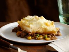 Shepherd's Pie from FoodNetwork.com  Made this it is so gooood  One of MY FAVS!!!! :D