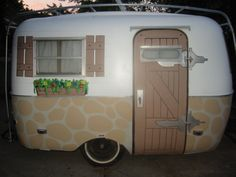 Tiny Boler Camper Cottage