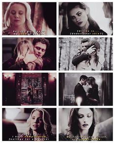 """65 Likes, 10 Comments - KLAMILLE❤️ (@bartenderswolf) on Instagram: """"[Klamille&Haylijah Parallels] My QUEENS, talking about their guys❤ ⠀⠀ ⠀⠀⠀⠀⠀⠀ ic 100% to…"""""""
