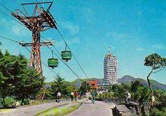 Hotel Humboldt, Caracas, en los años '50