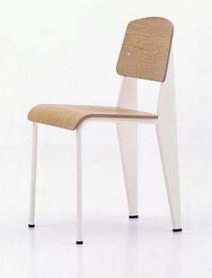 Chaise standard - 1934 - Jean Prouvé