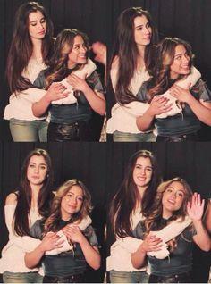 Ally and Lauren