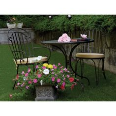 1000 images about cafe bistro style on pinterest - Bistro sets for small spaces collection ...