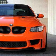 This beautiful orange car. | 25 Of The Orangey-Ist Orange Things