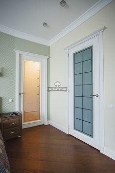 Белые межкомнатные двери из МДФ / Меб Эстет