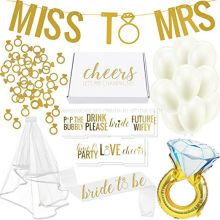 Bachelorette & bridal shower - Xiamen Umiss Manufacturing and Trading Co. 60th Birthday Decorations, Paper Party Decorations, Happy Birthday Bunting, Bachelorette Decorations, Girl Baby Shower Decorations, Gender Reveal Party Supplies, Reveal Parties, Black Balloons, Confetti Balloons