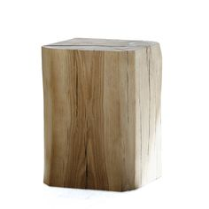 Jan Kurtz - Block Stool angular
