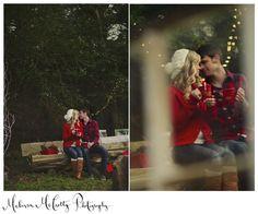 christmas engagement photos | Christmas engagement | Wedding and Engagement photos