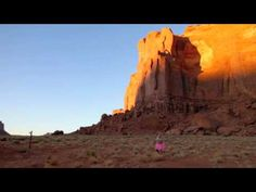"""Monument Valley:  A short film by Bob Carey."" The mission of The Tutu Project™ is to raise funds to cover the cost of self-publishing Ballerina. It's also the story of doing good while doing well; Ballerina is a book all about a man, his pink tutu and raising funds for women with breast cancer. #dayna_trueman #yankinaustralia"