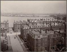 Back Bay, Boston, Mass, circa 1905