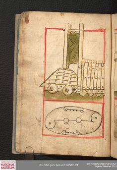 Feuerwerkbuch 1420-25 Hs 25801  Folio 10v