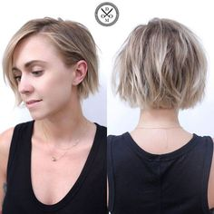20 Choppy Bob Hairstyles for Your Trendy Casual Looks