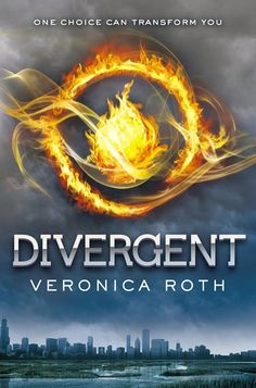 "I finished DIVERGENT! Now on to Insurgent! ""If you prefer your books with a heavy dose of dystopian future, then pick up the Divergent Triology by Veronica Roth. Ya Books, Book Club Books, Book Lists, Book Series, The Book, Book 1, Good Books, Amazing Books, Book Nerd"