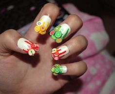 unhas tropical.