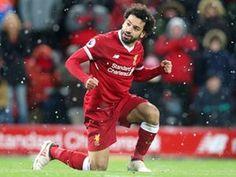 Liverpool forward Mohamed Salah named FWA Player of the Year Real Madrid Football Club, Barcelona Football, Liverpool Football Club, Liverpool Fc, Messi And Ronaldo, Cristiano Ronaldo, Ian Rush, Ian Wright, Salah Liverpool