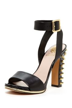 Vince Camuto Altman Studded Heel by Non Specific on @HauteLook