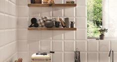 Lumina 20x20   Gresie si faianta, parchet lemn stratificat si piatra naturala Gada Ceramic Ceramics, Decor, Home Decor, Shelves