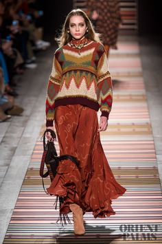 Etro Fall-winter 2018-2019 - Ready-to-Wear
