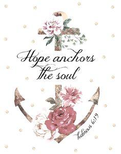 Hebrews 6 : 19