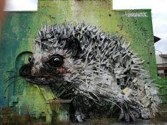 Graffito a Monselice