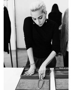 The queen of pop has never been more busy than ever! Aside from preparing for the Super Bowl performance next month @ladygaga will be featured in @tiffanyandco's new commercial 'HardWear' campaign which will become available for pre-order on Feb 5!  via VOGUE THAILAND MAGAZINE OFFICIAL INSTAGRAM - Fashion Campaigns  Haute Couture  Advertising  Editorial Photography  Magazine Cover Designs  Supermodels  Runway Models