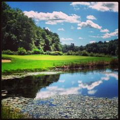 There are 10 water hazards at Lakeville Country Club which provide a test for any level of golfer!