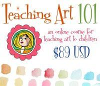 Teaching Art 101 E-Course