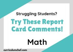 These report card comments targeted to struggling students and those with significant weaknesses will save you time and overwhelm. Reading Levels, Reading Skills, Writing Skills, Writing Tips, Preschool Report Card Comments, Report Comments, Nonfiction Text Features, Report Writing, High Frequency Words