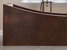 Waschbecken Badewannen Badewanne Freistehende Kupfer Wanne Spa