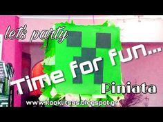 Ώρα για παιχνίδι με πινιάτα - video clip | LITSA G.