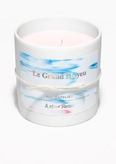 & Other Stories | Le Grand Moyeu Scented Candle