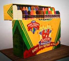 This is a CAKE! By Charm City Cakes. AH--If I got this cake for my 64th birthday I'd pee my pants!