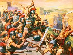 Alexander the Great's destruction of Thebes - Look and Learn History ...