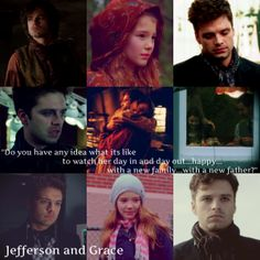 OUAT - Jefferson and Grace - Hat Trick quote