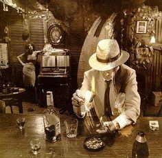 Zeppelin Collectibles :: -In Through The Out Door Album Covers