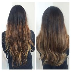 Soft ashy balayage by Nienke @ Salon B, Almere