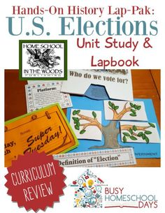 Hands-On History Lap-Pak: U.S. Elections {Review}