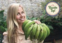É biomassa pra cá, banana verde pra lá! Tá todo mundo falando e usando essa maravilha! A cada 100 gramas de biomassa são apenas 63kcal e 8,7 gramas de fibras, o que já ajudaria no processo de emagr…
