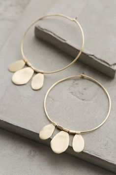 Tamborim Hoops - anthropologie.com